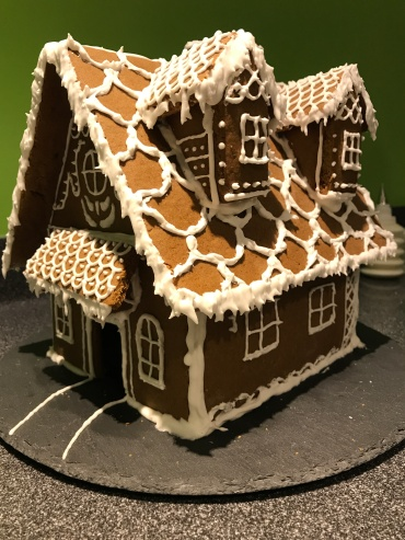 Gingerbread house 2019