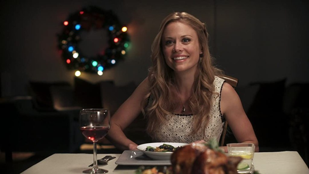 Claire Coffee in Holly's Holiday